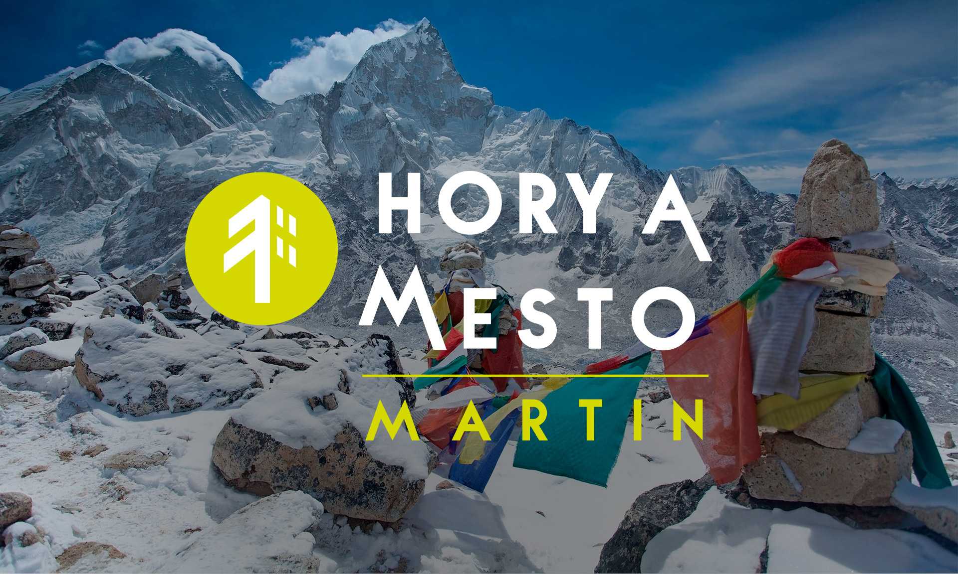 Hory a mesto Martin 2021