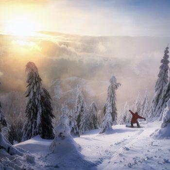 Snehová perina